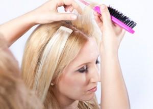 Red Carpet Luxury Hair – PU Weft 3
