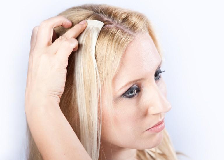 Red Carpet Luxury Hair – PU Weft 5