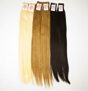 Red Carpet Luxury Hair – PU Weft 6