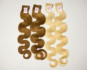 Red Carpet Luxury Hair – PU Weft 7