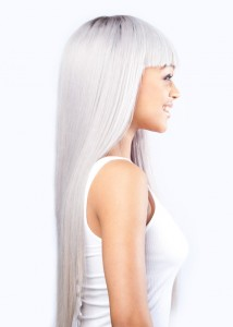 Red Carpet Luxury Hair – Silver Straight 2
